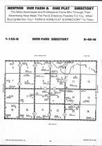 Map Image 021, Pennington County 1991 Published by Farm and Home Publishers, LTD